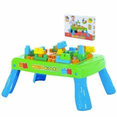 Kraftika Molto blocks 1 - stavebnice zelená box