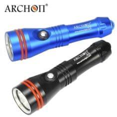 Lampa ARCHON LED 1200 lumen, černá
