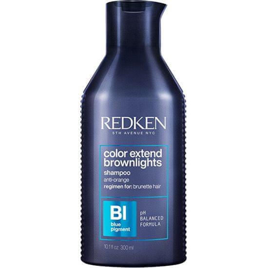 Redken Color Extend Brownlights ( Blue Toning Shampoo)