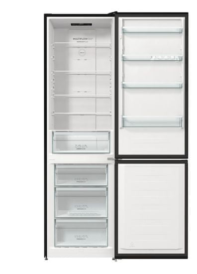 Gorenje NRK6202EBXL4 hűtőszekrény