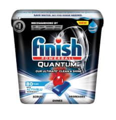 Finish Quantum Ultimate - kapsułki do zmywarki 80 szt.