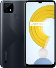 realme C21 NFC, 4GB/64GB, Cross Black