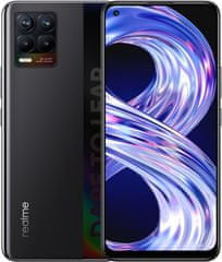 realme 8, 6GB/128GB, Cyber Black