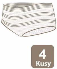 Chicco Kalhotky po porodu síťované elastické 4 ks