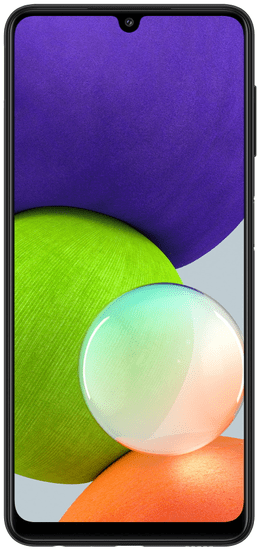 SAMSUNG Galaxy A22, 4GB/64GB, Black