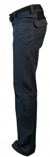 MAYA MAYA Moške lahke funkcionalne pohodne hlače - Cayman