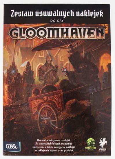 Albi Gloomhaven Stickers