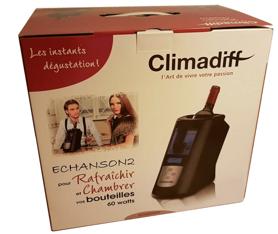 Climadiff CHLADIČ NA VINO ECHANSON 2