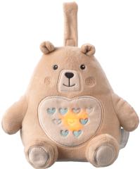 Tommee Tippee Grofriend nočna lučka z glasbo, Bennie the Bear