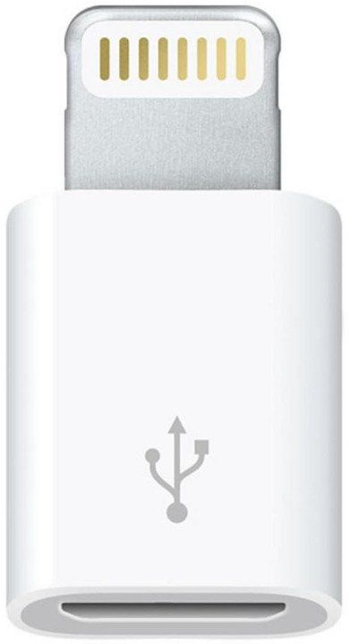 Apple Kabel Lightning to Micro USB Adapter MD820ZM/A