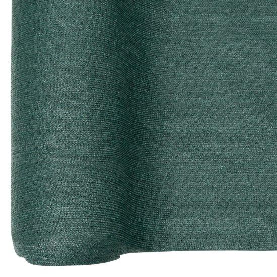 shumee zöld HDPE belátásgátló háló 2 x 50 m 195 g/m²