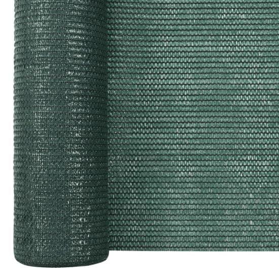 shumee Siatka cieniująca, zielona, 2x50 m, HDPE, 75 g/m²