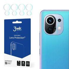 3MK Lens Protect 4x zaščitno steklo za kamero Xiaomi Mi 11 5G