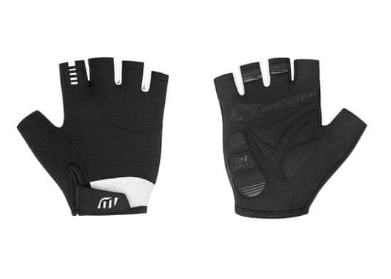 Wista Cyklistické rukavice WISTA GelPro dámské černá/bílá