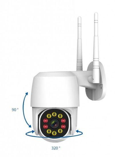 Bežična nadzorna kamera, mikrofon, zvučnik
