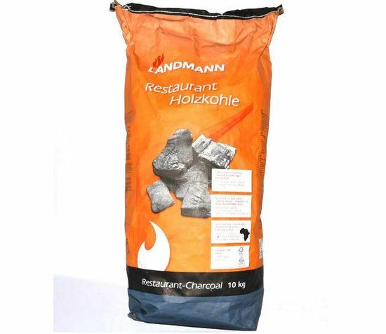 Landmann Restaurant Charcoal ugljen za roštilj, 100%, 10 kg, FSC