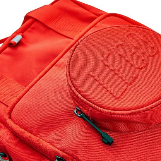 LEGO Signature Brick 1x1 nahrbtnik, rdeč