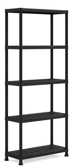 Kis regal Plus Shelf 75/5, PVC