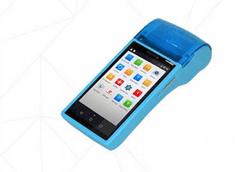 Optipos AP02 prenosna PC blagajna, Android