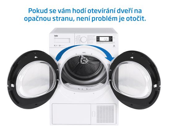 Beko sušička prádla HDR9434CSRX