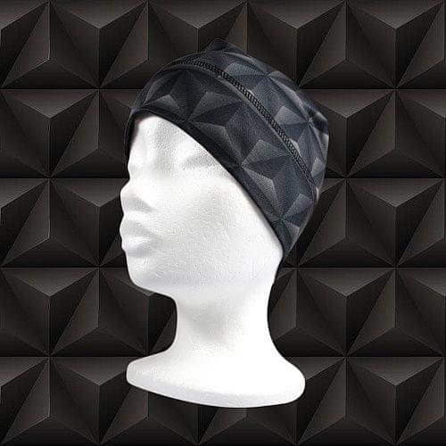 Fuski - Boma čepice Cepan VoXX (01-09) Barva: vzor 01/trojúhelníky, Velikost: junior
