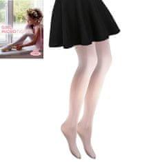 Fuski - Boma punčochové kalhoty GIRL MICRO tights 50 DEN Barva: bianco, Velikost: 146-152