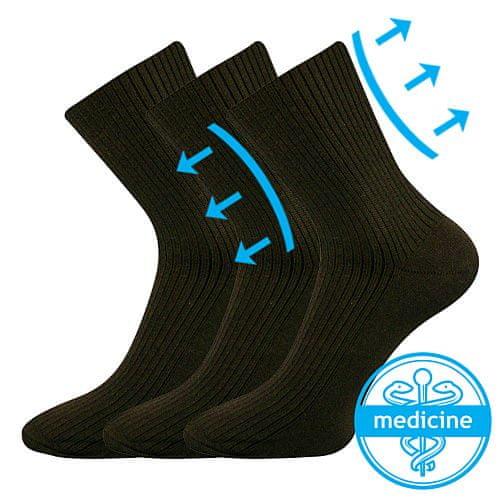 Fuski - Boma ponožky Viktor Barva: tmavě modrá, Velikost: 46-48 (31-32)