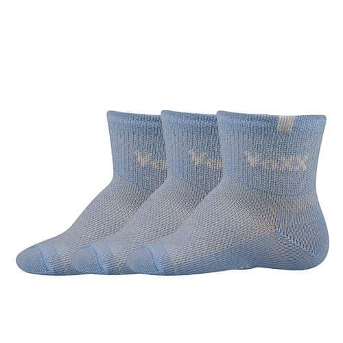 Fuski - Boma ponožky Fredíček Barva: mix A - bílá, Velikost: 18-20 (12-14)