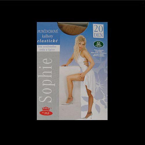 Fuski - Boma punčochové kalhoty Sophie 20 DEN Barva: Černá, Velikost: 164/108