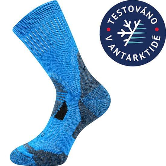 Fuski - Boma ponožky Stabil CLIMAYARN Barva: khaki, Velikost: 35-38 (23-25)