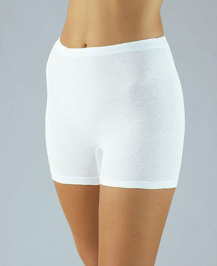 Fuski - Boma kalhotky s nohavičkou Sama Barva: Bílá, Velikost: 44