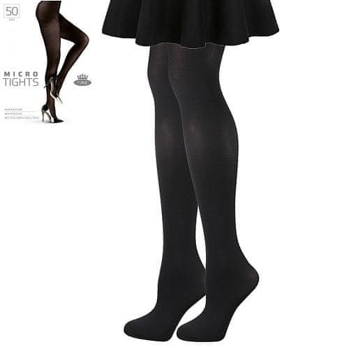 Fuski - Boma punčochové kalhoty MICRO tights 50 DEN Barva: chocolate, Velikost: S/158-164/100