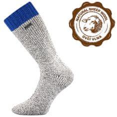 Fuski - Boma ponožky Haumea Barva: Modrá, Velikost: 35-38 (23-25)