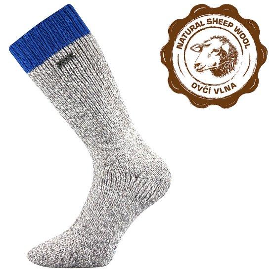 Fuski - Boma ponožky Haumea Barva: magenta, Velikost: 35-38 (23-25)