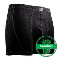 Fuski - Boma boxerky Norbert bambus Barva: Černá, Velikost: M