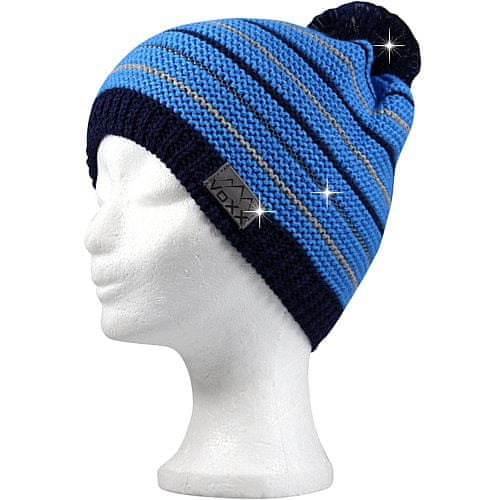 Fuski - Boma čepice Forte Barva: Modrá, Velikost: 3-6 let