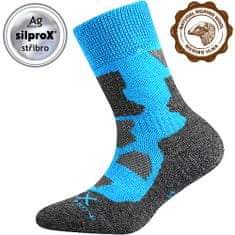 Fuski - Boma ponožky Etrexík Barva: Modrá, Velikost: 25-29 (17-19)