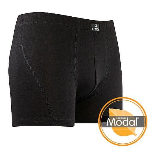 Fuski - Boma boxerky Bernard Modal Barva: Černá, Velikost: L
