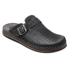 SANTÉ Zdravotne obuv pánska CB / 33340 Nero (Veľkosť 44)
