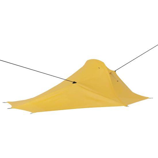 shumee Namiot turystyczny, 317 x 240 x 100 cm, żółty