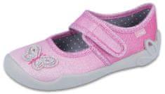 123X038 Blanca papuče za djevojčice, ružičaste, 28