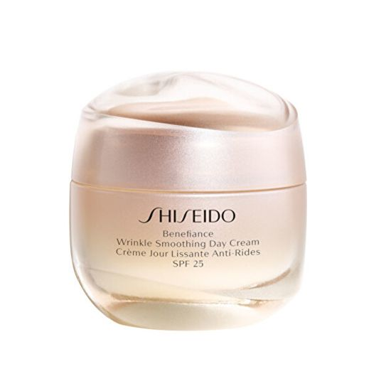 Shiseido (Wrinkle Smoothing Day ) SPF 25 Benefiance Cream (Wrinkle Smoothing Day ) 50 ml