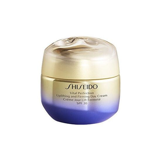 Shiseido Bőrfeszesítő lifting nappali krém SPF 30 Vital Perfection (Uplifting and Firming Day Cream SPF 30)