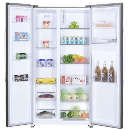 Heinner HSBS-H439NFXWDE++ ameriški hladilnik