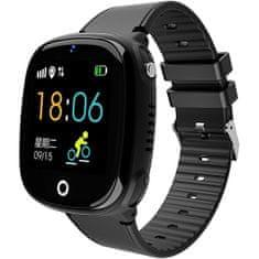 Wotchi Smartwatch HW11 GPS - Black