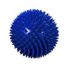 DMA Praha DMA Masážní míček MBL702-10PF-BL10 JEŽEK BLUE 10