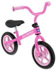 Chicco Rowerek biegowy Pink Arrow
