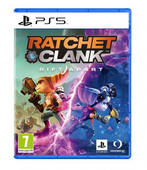 Sony Ratchet & Clank: Rift Apart igra (PS5)