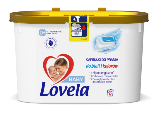 Lovela Gél kapszula 12 ks