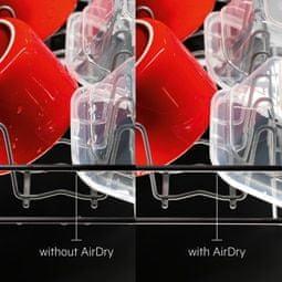 AEG vestavná myčka nádobí Mastery FEE73407ZM + 10 let záruka na motor
